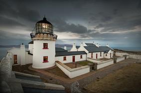 Echt Irland, Clare Island, Clare Island Lighthouse, Irland Autorundreise
