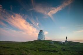 Echt Irland, The Connemara, Marconi Tower, Irland Autorundreise