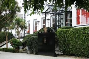 Echt Irland, Dublin, Sandymount Hotel, Urlaub in Irland