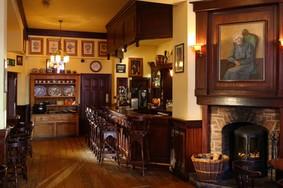 Echt Irland, Dingle, Dingle Benners Hotel, Irland Urlaub