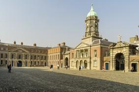 Echt Ierland, Dublin, Dublin Library, Irland Reisen