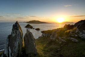 Ring of Kerry, Blasket Islands, Echt Irland