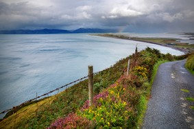 Echt Ierland, Ring of Kerry, Irland Urlaub