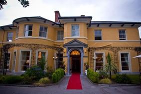 Echt Irland, Glanmire, Fitzgeralds Vienna Woods Hotel, Irland Reisen