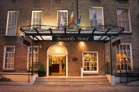Echt Irland, Dublin, Buswells Hotel, Irland Rundreise